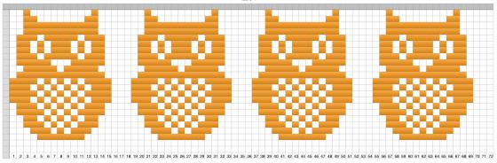Owl pattern pic